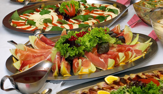 partyservice-buffet